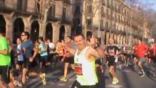 Barcelona Half Marathon 2012 by Running Crazy