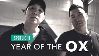 Freestyle cypher: Rap duo Year Of The Ox