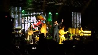 Damian Marley- Welcome to Jamrock live at Cali Roots 2014