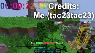 [Official World Record] Time Travel Leaper 1:16;159 [Minecraft Dragon Escape Speedrun]