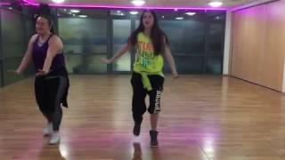 Boa Me - Fuse ODG Ft Ed Sheeran - Zumba® Choreo.