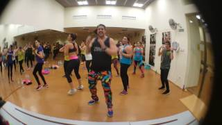 SALVI TIGRE coreo Despacito Cover Tigers Crew Zumba