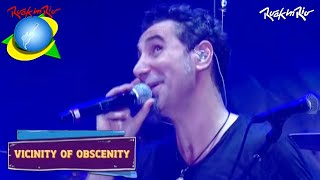 System Of A Down - Vicinity of Obscenity LIVE【Rock In Rio 2015 | 60fpsᴴᴰ】