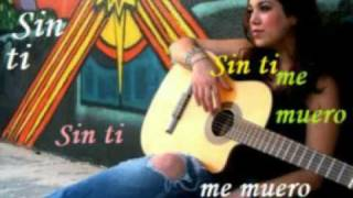 Marcela Mosqueda - Sin ti (Vídeo hecho por mí, con las fotos de Marcela)