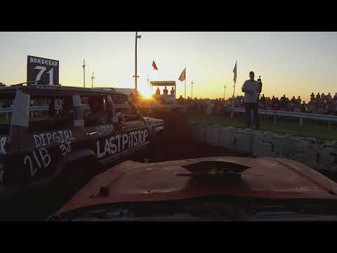 #31 ONBOARD COMPACT DEMOLITION DERBY