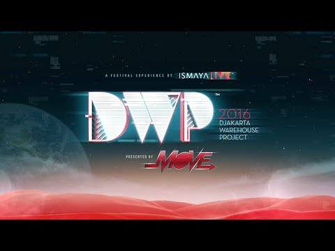 Djakarta Warehouse Project #DWP16 Phase 1-3 Official VideoMix