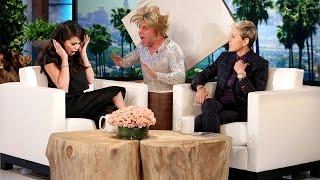Ellen's Never-Ending Scares width=