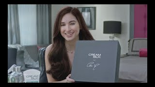 What's Inside Coleen's Cream Silk Transformation Box?