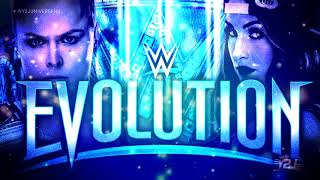 "WWE Evolution 2018 Rousey vs Bella Promo Theme Song - ""Champion"" by Various Artists + DL"