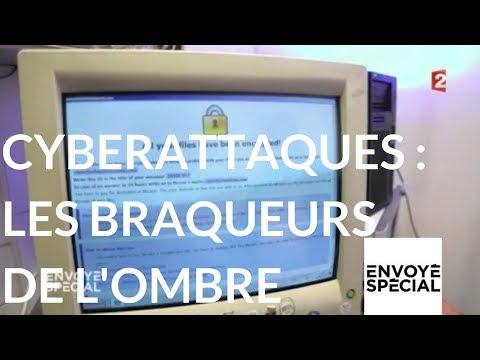 nouvel ordre mondial | Envoyé spécial. Cyberattaques : les braqueurs de l'ombre - 14 décembre 2017 (France 2)