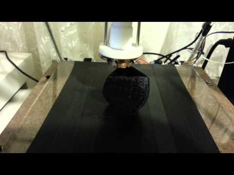 3D Yazıcı ile Vazo İnşası