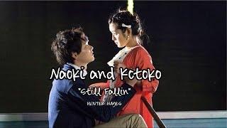 Naoki & Kotoko   Itazura Na Kiss   Still Fallin - Hunter Hayes (sub español)