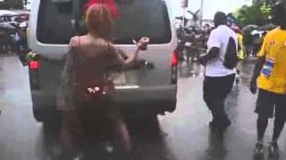 Rihanna - Kadoomant Day Parade in Barbados