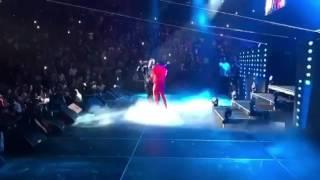 Ivy Queen & Don Omar - Ámame O Mátame [Live]