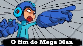 O fim do Mega Man - AnimaBITS