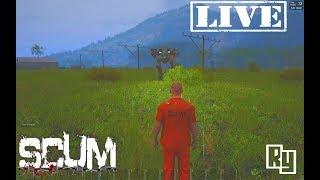 LIVE: Scum Multiplayer Survival