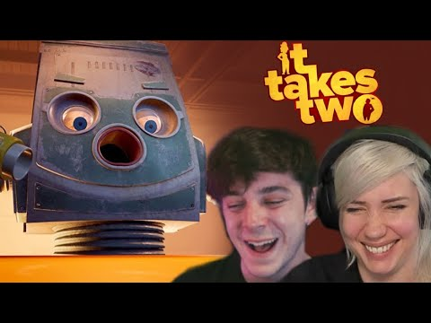 the succ: IT TAKES TWO w CrankGameplays/Ethan!