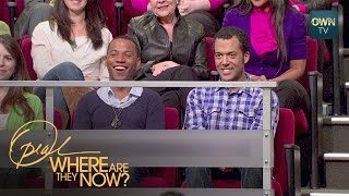 Two Memorable Mariah Carey Super Fans | Where Are They Now | Oprah Winfrey Network