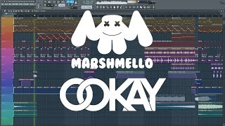 Marshmello x Ookay - Chasing Colors (Remake + Free FLP)