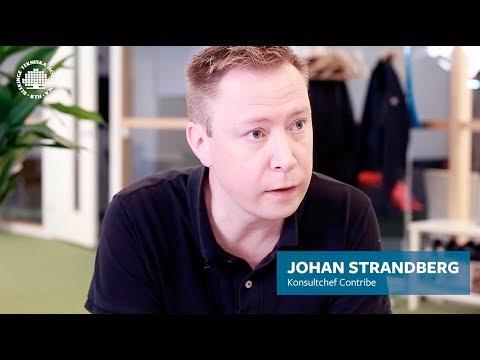 Johan Strandberg Konsultchef Contribe