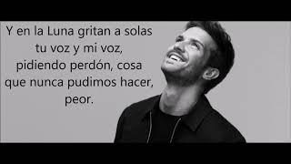 Pablo Alborán - Saturno - Letra -