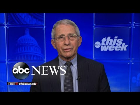 'On Friday we should have an answer' on lifting J&J suspension: Fauci | ABC News