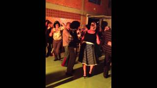 Baile retrô na Thiesen Fest 2013