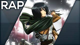 Rap de Mikasa Ackerman EN ESPAÑOL (Shingeki no Kyojin) -Shisui :D - Rap tributo n° 19