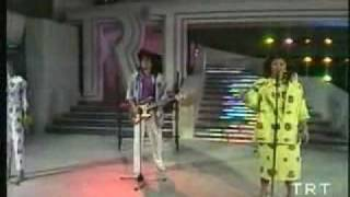 halley -klips ve onlar(seden gurel)-1986 eurovision