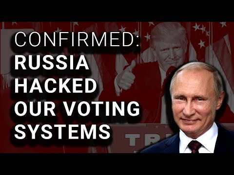 BREAKING: Russians SUCCESSFULLY Hacked Into US Voting Systems