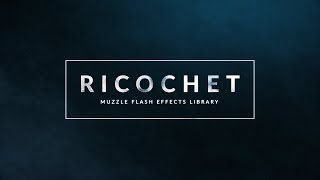 Ricochet: 450+ Muzzle Flash & Gun Smoke Effects (:15)