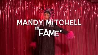 """Mandy Mitchell """"FAME"""""""