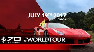 70 Years Celebrations – London, July 19th 2017