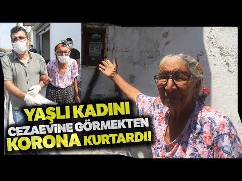 Kiracısı Faturaları Ödemedi, Yaşlı Kadını Cezaevine Girmekten Kovid Kurtardı iha