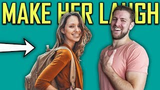 How to Make a Girl Laugh | 5 Tips from a Comedian width=