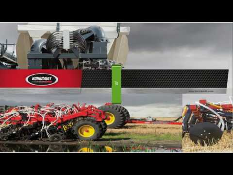 Bourgault Auto Section Control - Setup & Timings Update