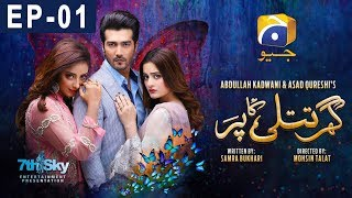 Ghar Titli Ka Par Episode 1 | HAR PAL GEO