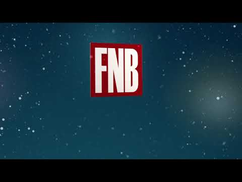 First National Bank- Christmas Greetings Animation 2017