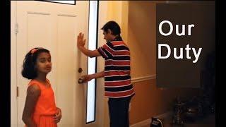 Telugu Short Film - Our Duty width=