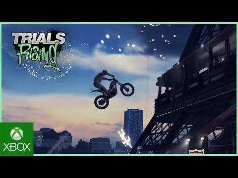 Trials Rising: Accolades Trailer   Ubisoft [NA]