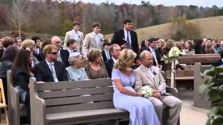 Ruthie + Rush's Wedding Day Music Video   Lake Martin Wedding Mobile