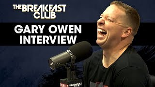 Comedian Gary Owen Talks Kevin Hart, His Comedy Special & More width=
