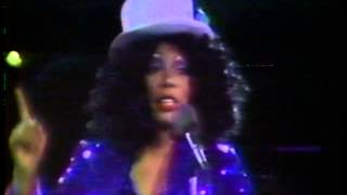Donna Summer 1978 Live and More Commercial