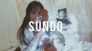 SUNDO - Moira dela torre ukulele cover | Charmaine
