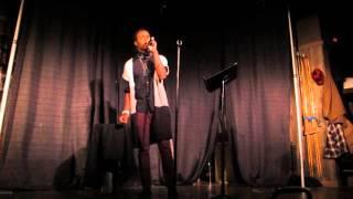 Osiris Lane singing Every Day Is The Same  @Camp Bar Nov 16th 2015