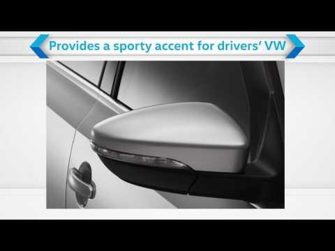 Volkswagen Accessories - Mirror Caps