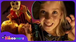 Halloween Halloween | Halloween Songs for Kids | Spooky and Scary Song | The Kiboomers