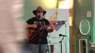 Jarod Muth's First Open Mic