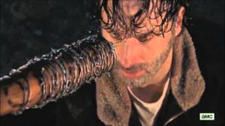The Walking Dead Negans Entrance: Arsonists Lullaby