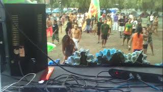 Pulsar & Thaihanu Live @ Montemapu Festival 2012